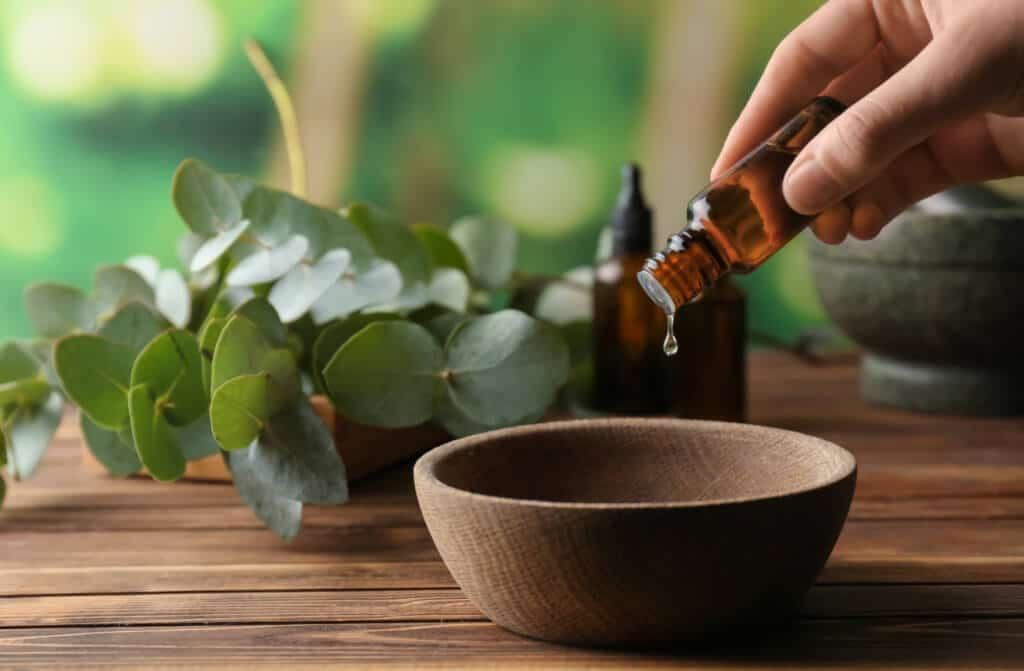 huiles essentielles pour apaiser la douleur